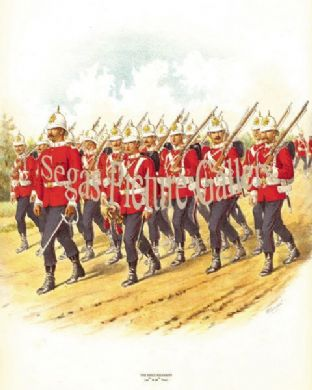 Essex Regiment (44th & 56th Foot)